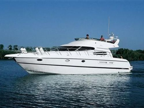 Motorboat Cranchi Atlantique 48 · 2002