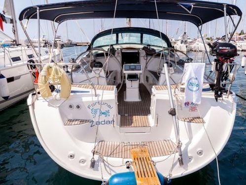 Sailboat Bavaria Cruiser 50 (2008)