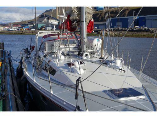 Segelboot Ovni 445 · 2011