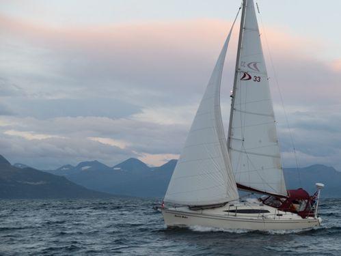 Segelboot Delphia 33 (2011)