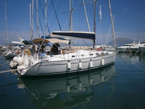 Sailboat Beneteau Cyclades 43.4 · 2007