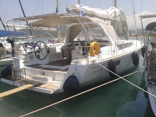 Sailboat Beneteau Oceanis 48 · 2014