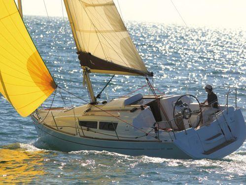 Barca a vela Jeanneau Sun Odyssey 30 i (2009)