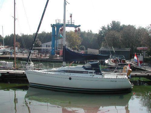 Sailboat Beneteau First 285 · 1990
