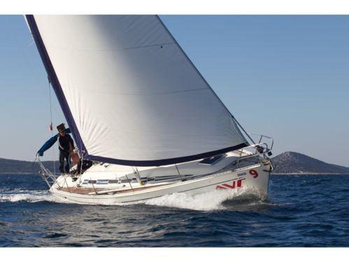 Sailboat Elan 431 · 1996