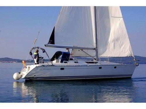 Sailboat Jeanneau Sun Odyssey 42.2 · 1998