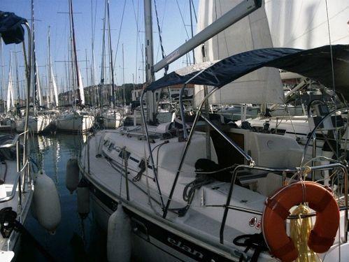 Sailboat Elan 36 · 2002
