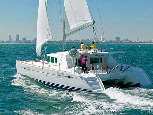 Catamaran Lagoon 440 (2009)