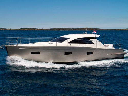 Imbarcazione a motore cyrus 13.8 Hardtop · 2012