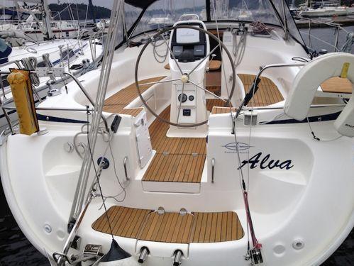 Barca a vela Bavaria Cruiser 39 (2007)