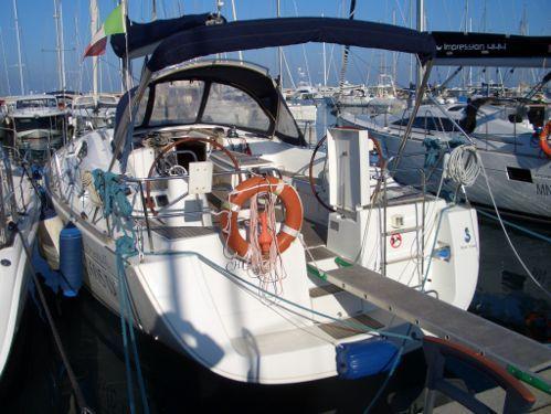 Zeilboot Beneteau Oceanis 40 · 2010