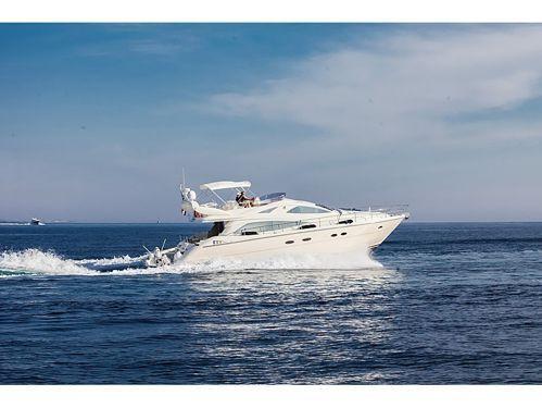 Motorboot Aicon 56 · 2006