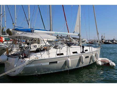 Segelboot Bavaria Cruiser 36 (2013)