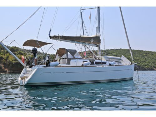 Sailboat Jeanneau Sun Odyssey 33 i · 2014