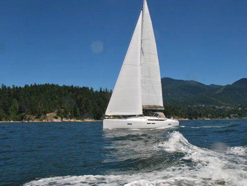 Barca a vela Jeanneau Sun Odyssey 469 · 2014