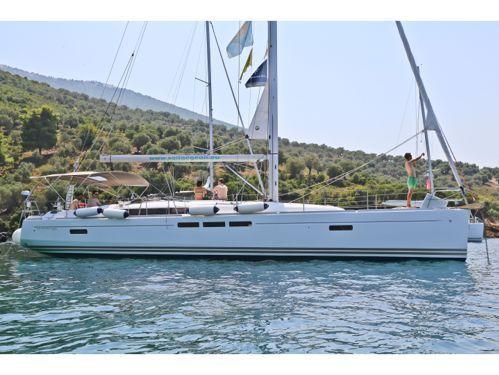 Barca a vela Jeanneau Sun Odyssey 509 · 2014