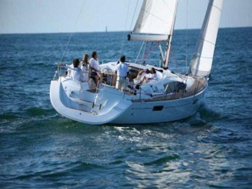 Barca a vela Jeanneau Sun Odyssey 42 DS · 2010