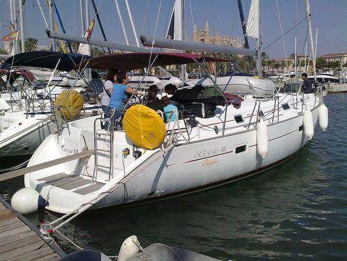 Barca a vela Beneteau Oceanis 411 (2000)