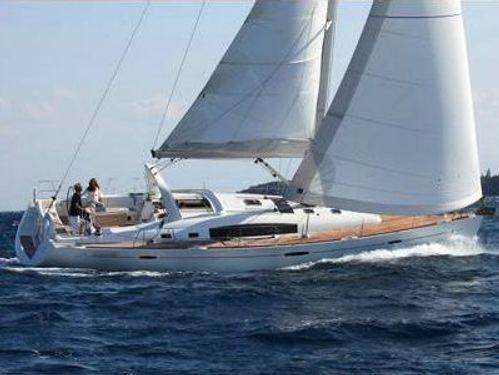 Zeilboot Beneteau Oceanis 50 · 2011