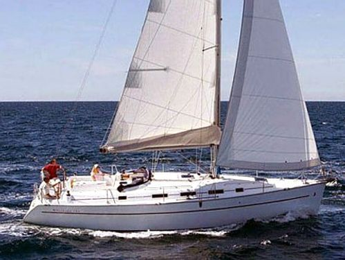 Zeilboot Beneteau Cyclades 39 · 2008