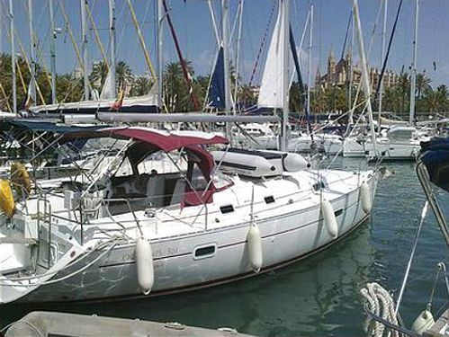 Zeilboot Beneteau Oceanis 361 · 2002