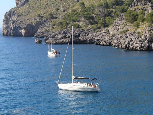 Segelboot Dufour 405 · 2011