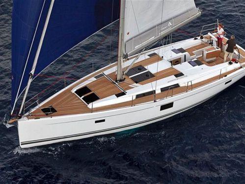 Barca a vela Hanse 455 · 2016