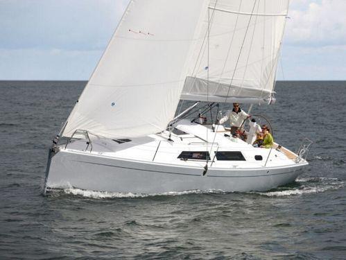 Barca a vela Hanse 355 · 2012