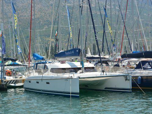 Catamarano Nautitech 40 · 2005