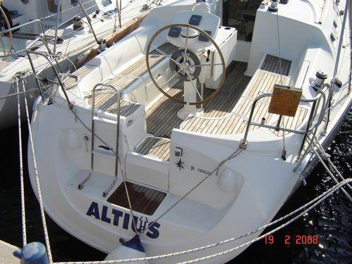 Barca a vela Jeanneau Sun Odyssey 37 · 2003