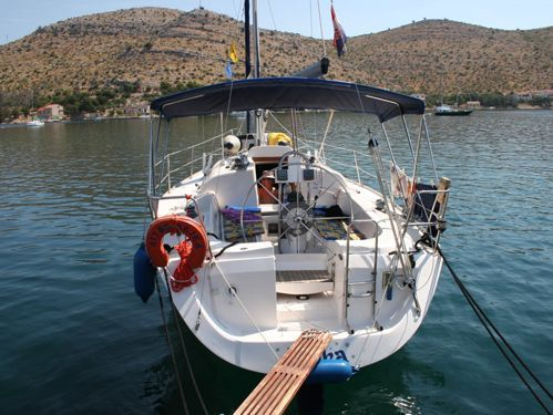 Barca a vela Elan 333 · 2002