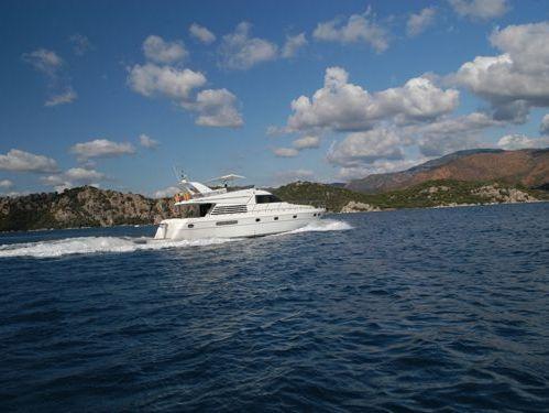Motorboat Princess 42 · 2000