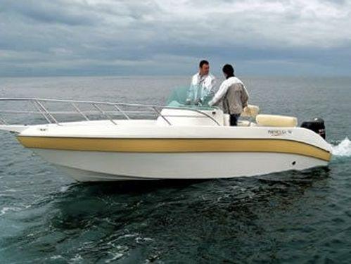 Sportboot Aquamar Phenicusa (2007)