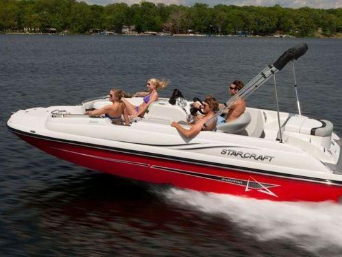 Speedboat Starcraft Vectra 182 · 2010