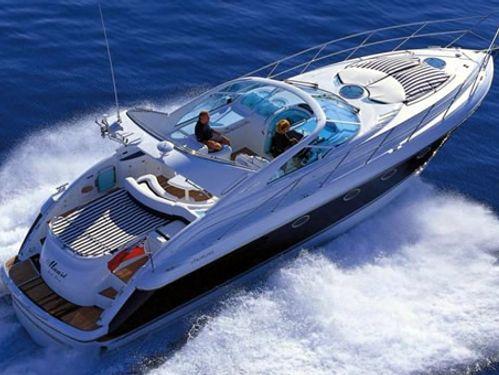 Imbarcazione a motore Fairline Targa 43 · 2002