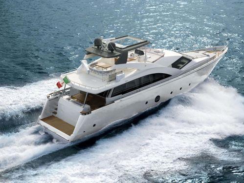Motorboat Aicon 75 · 2009