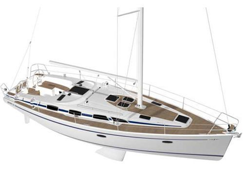 Sailboat Bavaria Cruiser 40 · 2011