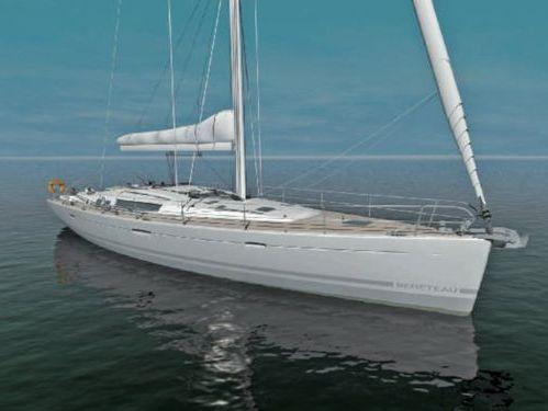 Velero Beneteau Oceanis 54 · 2012