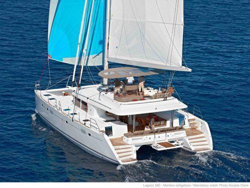 Catamaran Lagoon 560 · 2014