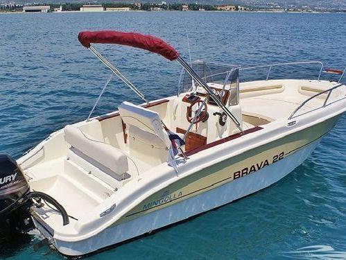 Sportboot Mingolla Brava 22 · 2012