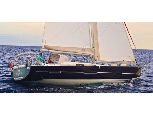 Velero Dufour 560 Grand Large · 2016