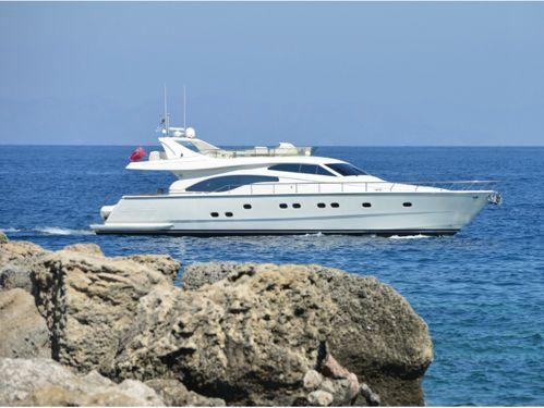 Imbarcazione a motore Ferretti 68 (2000)