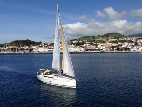 Barca a vela Dufour 450 Grand Large (2014)