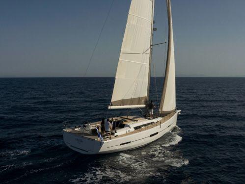 Barca a vela Dufour 560 Grand Large · 2014