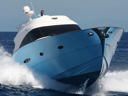 Imbarcazione a motore Lobfish 57 (2011)