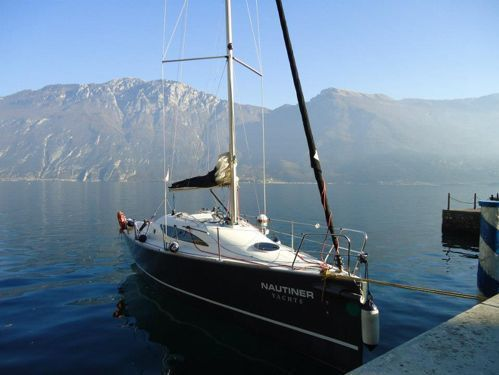 Zeilboot Nautiner Nautiner 30S Race (2011)