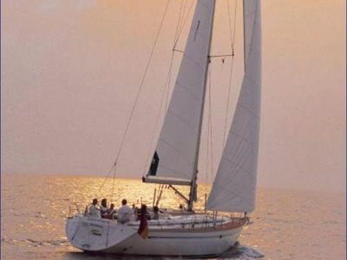 Sailboat Bavaria 50 · 2002