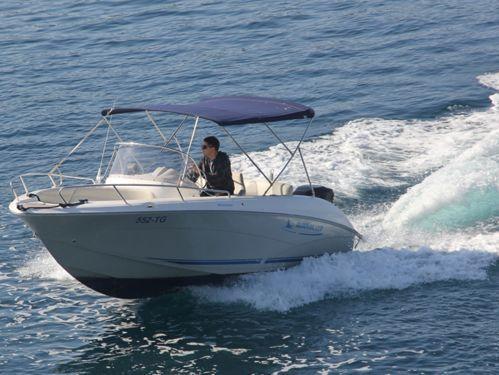 Speedboat Quicksilver Commander 600 · 2010