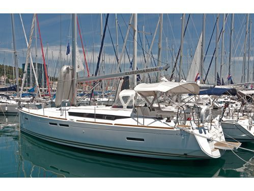 Segelboot Jeanneau Sun Odyssey 43.9 · 2012