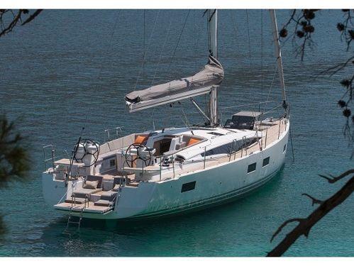 Barca a vela Jeanneau 54 Deck Saloon · 2017